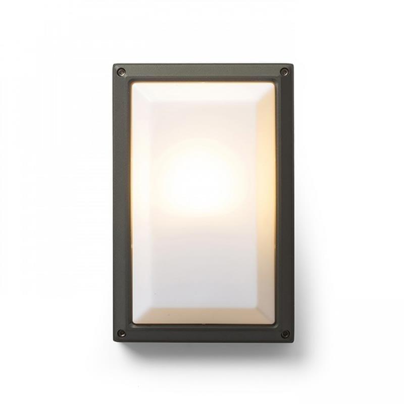 Sieninis lauko LED šviestuvas Delta RC