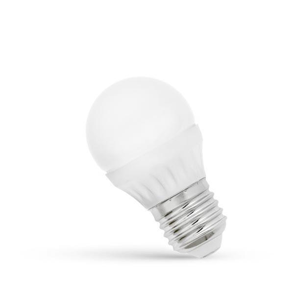 6W E27 LED lemputė BULB