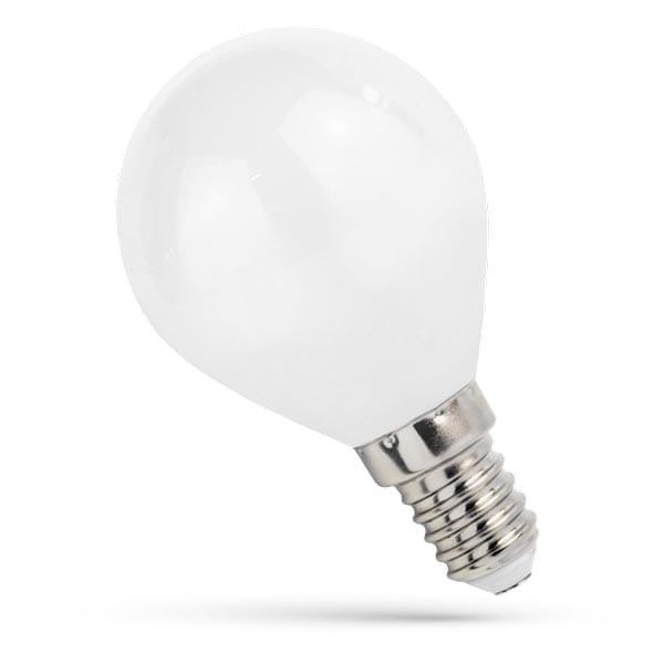 4W E14 3000K LED lemputė Cog