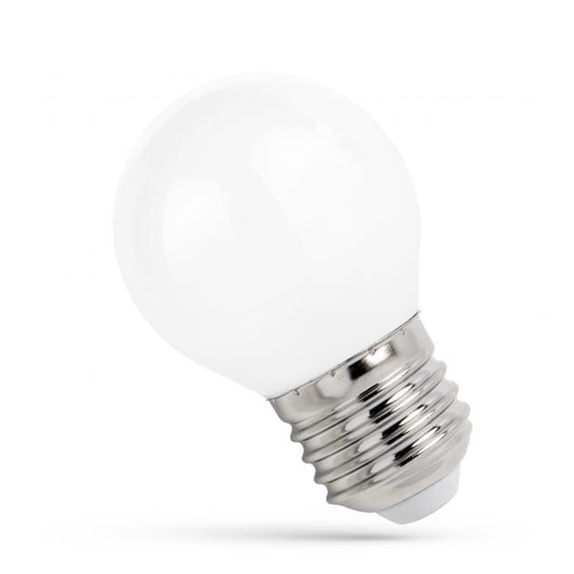 4W E27 3000K LED lemputė Cog