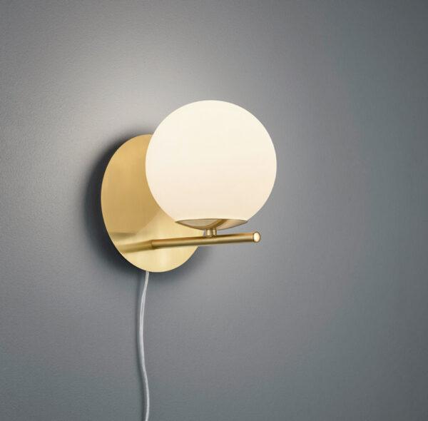 Sieninis šviestuvas Pure