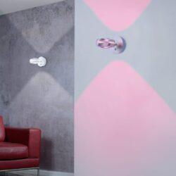 Sieninis LED šviestuvas Vista Smart WiFi
