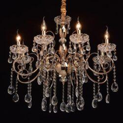 Pakabinamas šviestuvas Crystal 373011308