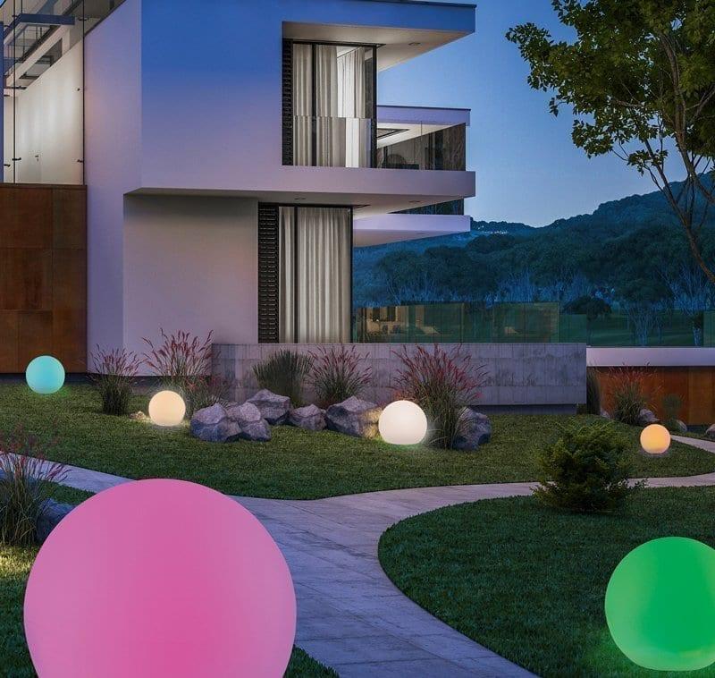 Įsmeigiamas lauko LED šviestuvas Nector