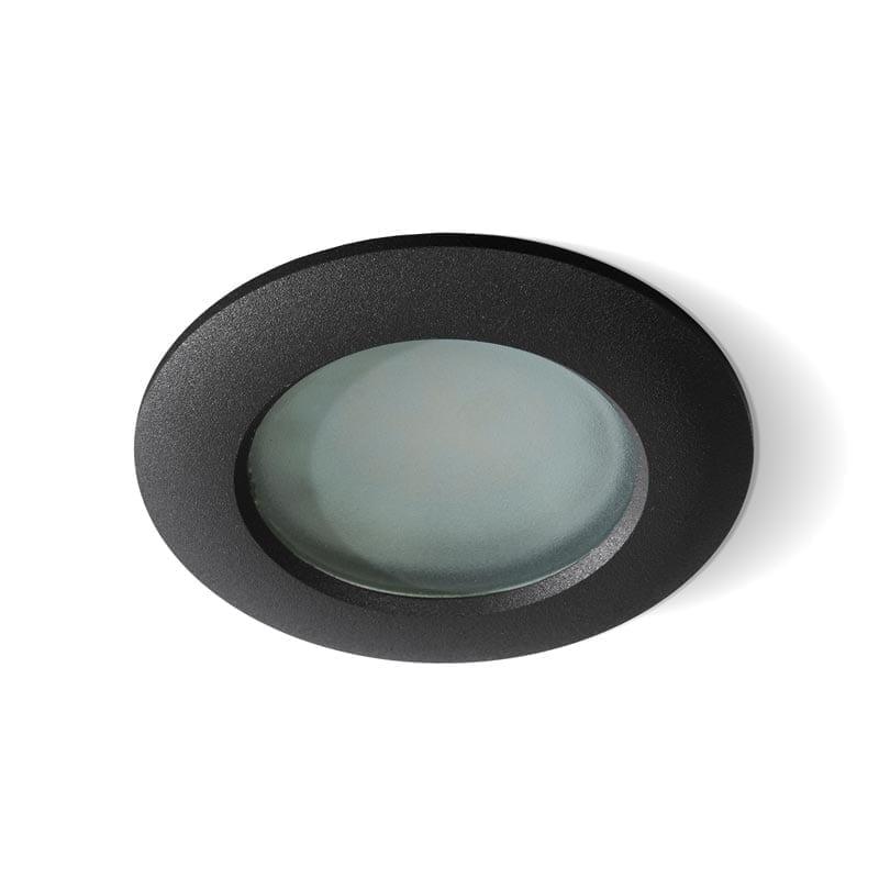 Įmontuojamas šviestuvas EMILIO juodas