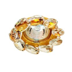 Įmontuojamas šviestuvas ERIKA auksinė