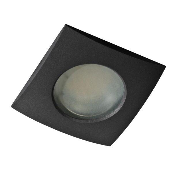 Įmontuojamas šviestuvas EZIO juodas