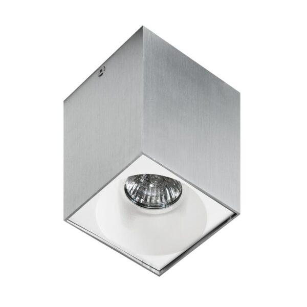 Lubinis šviestuvas HUGO Silver