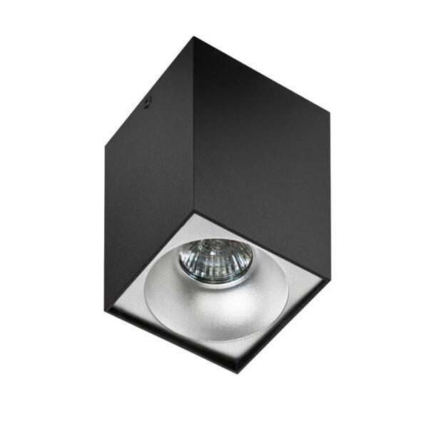 Lubinis šviestuvas HUGO Black