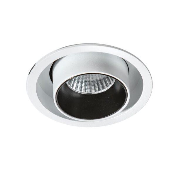 15W Įmontuojamas LED šviestuvas LUNA DIM