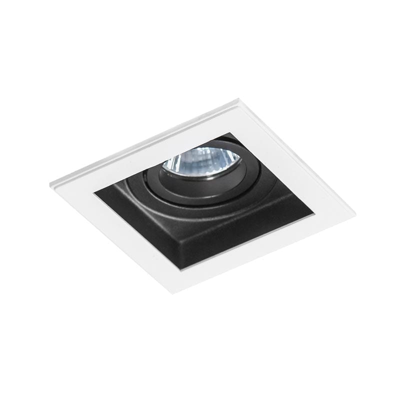 Įmontuojamas šviestuvas MINORKA juodas