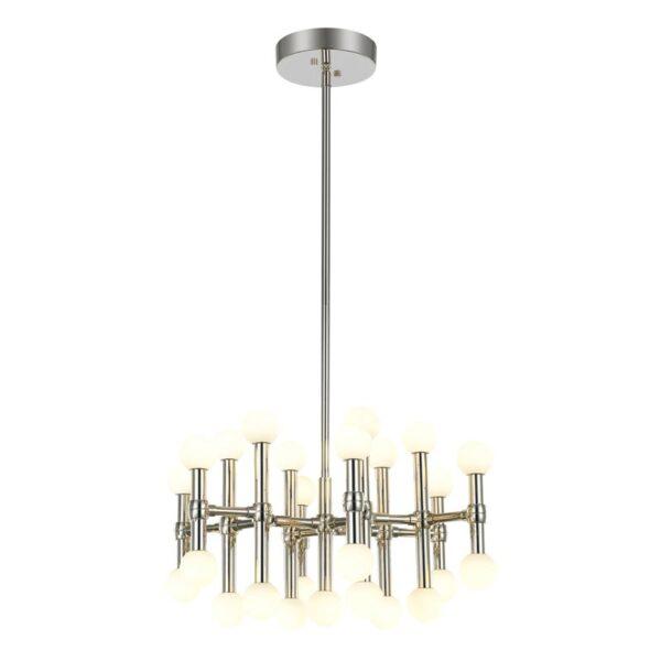 Pakabinamas LED šviestuvas Giovanna Nickel 25