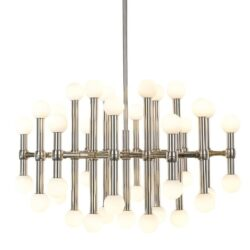 Pakabinamas LED šviestuvas Giovanna Nickel 37
