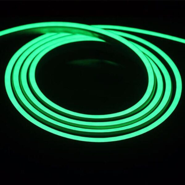 LED juosta NEON FLEX žalia
