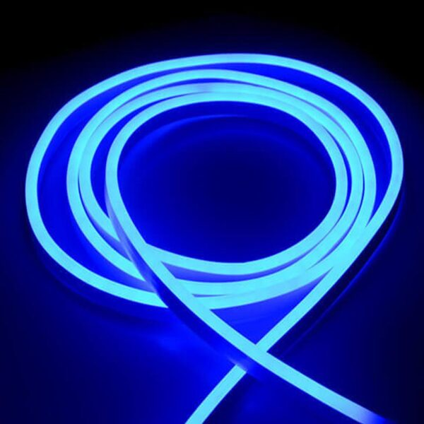 LED juosta NEON FLEX melyna