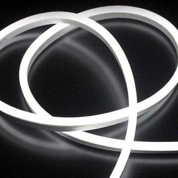LED juosta NEON FLEX balta