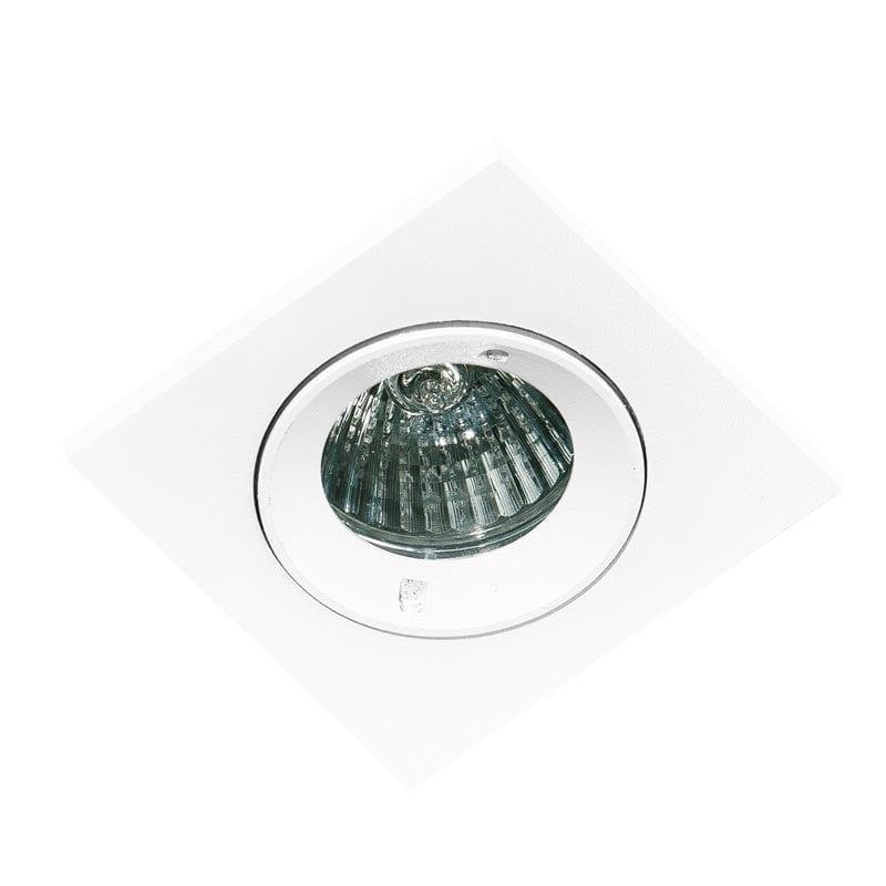 Įmontuojamas šviestuvas PABLO baltas