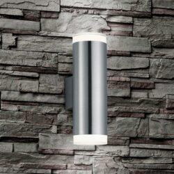 Sieninis LED lauko šviestuvas Aracati