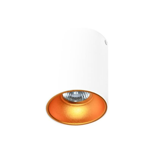 Lubinis šviestuvas REMO baltas