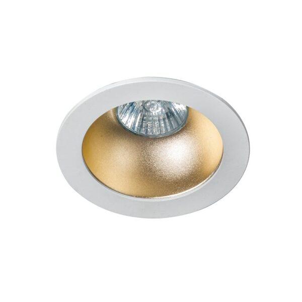 Įmontuojamas šviestuvas REMO baltas