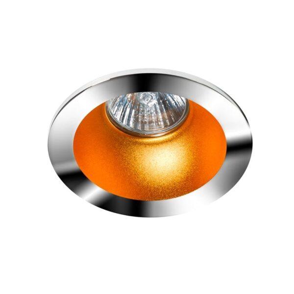 Įmontuojamas šviestuvas REMO chromo