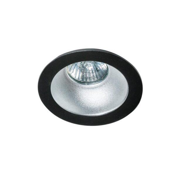Įmontuojamas šviestuvas REMO juoda