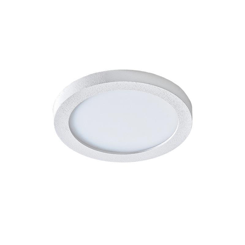 Įmontuojamas šviestuvas SLIM R IP44 balta