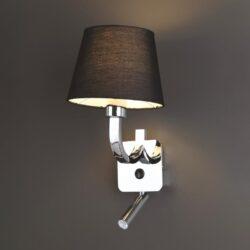 Sieninis šviestuvas Denver V2