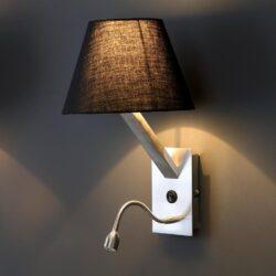 Sieninis šviestuvas Orlando BL2