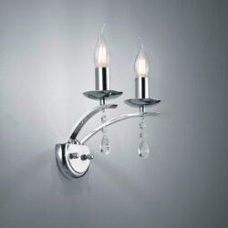 Sieninis šviestuvas Lucerna