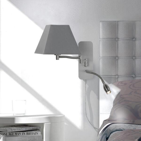 Sieninis šviestuvas Hotel V2