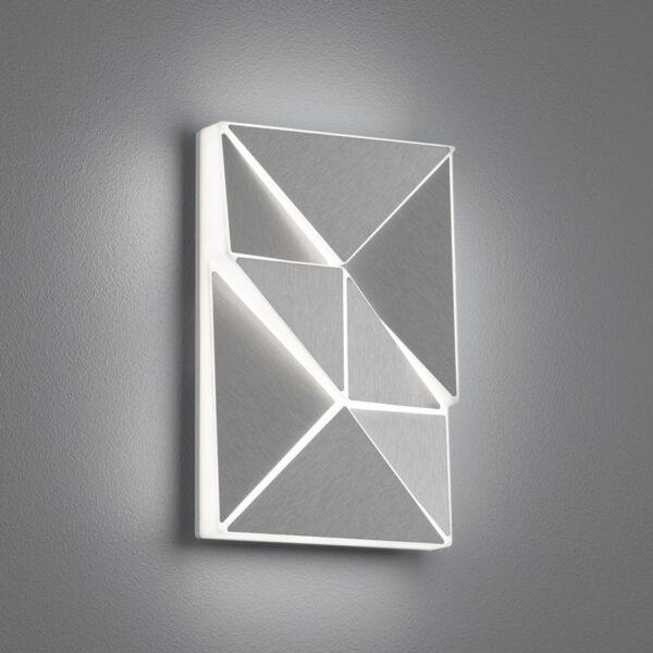 Sieninis LED šviestuvas Trinity