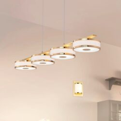 Pakabinamas LED šviestuvas Agento 4
