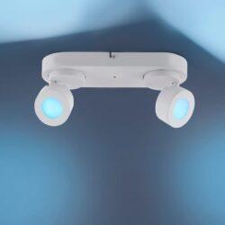 Lubinis LED šviestuvas Sancho 2 Smart RGB WIFI