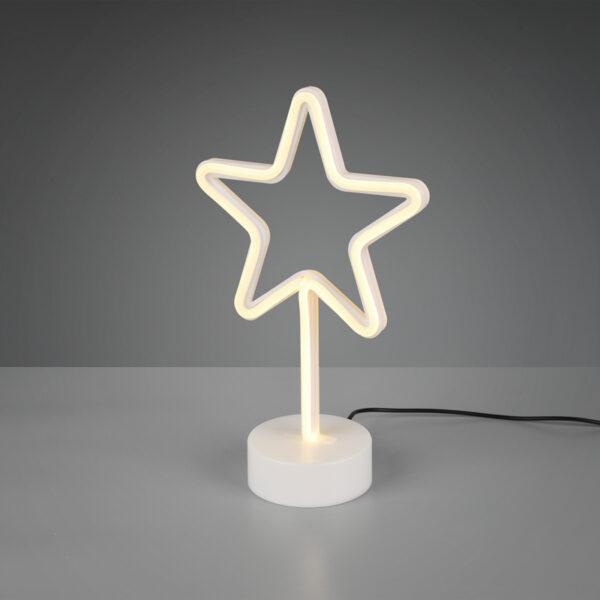 Stalinis LED šviestuvas Star