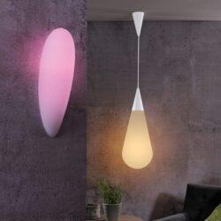 Sieninis LED šviestuvas TRISTAN Smart RGB WIFI