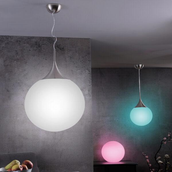 Pakabinamas LED šviestuvas DAMIAN ⌀30 Smart RGB WIFI