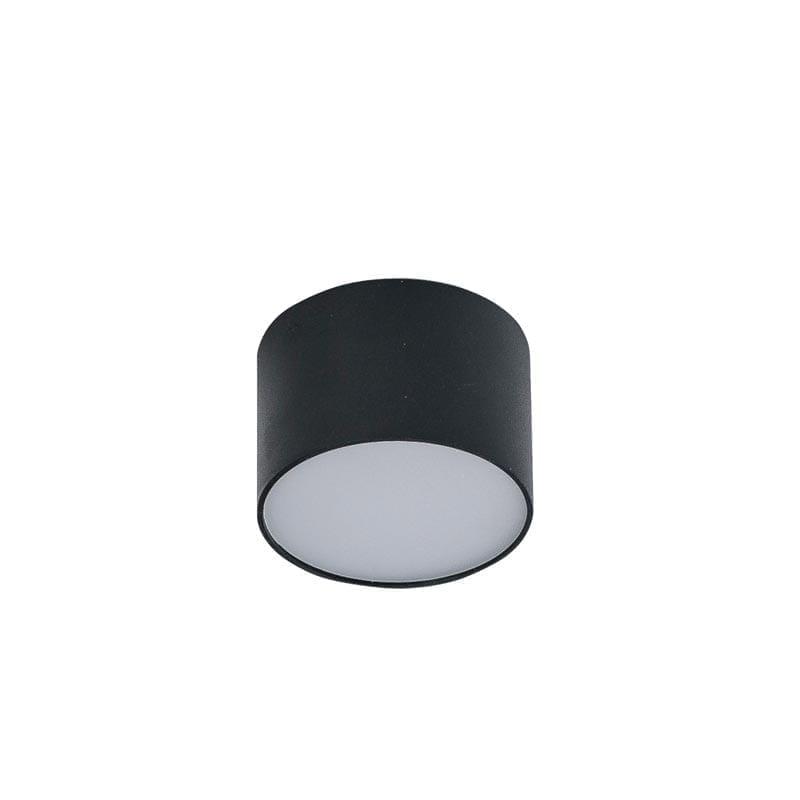 Lubinis šviestuvas Monza R8 Black