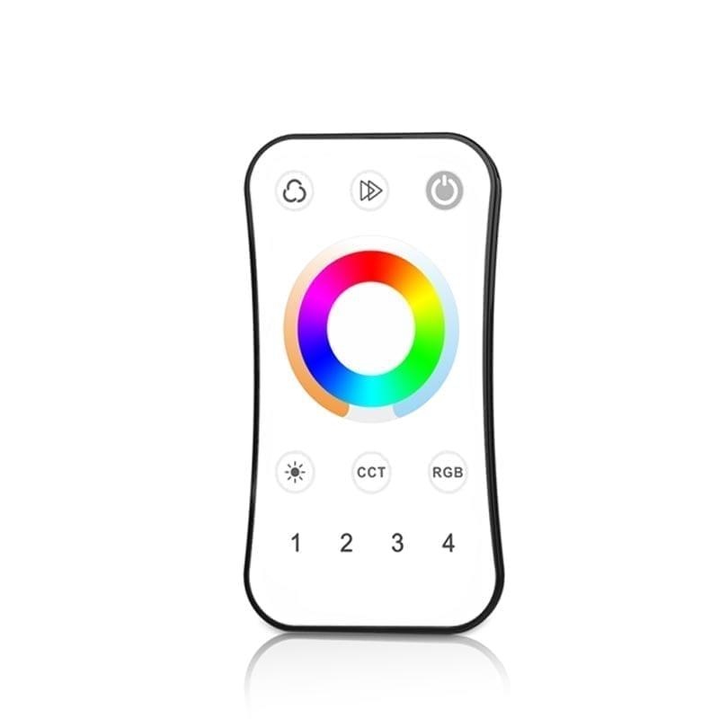 4 zonų RGB+CCT Valdymo pultelis R8-5