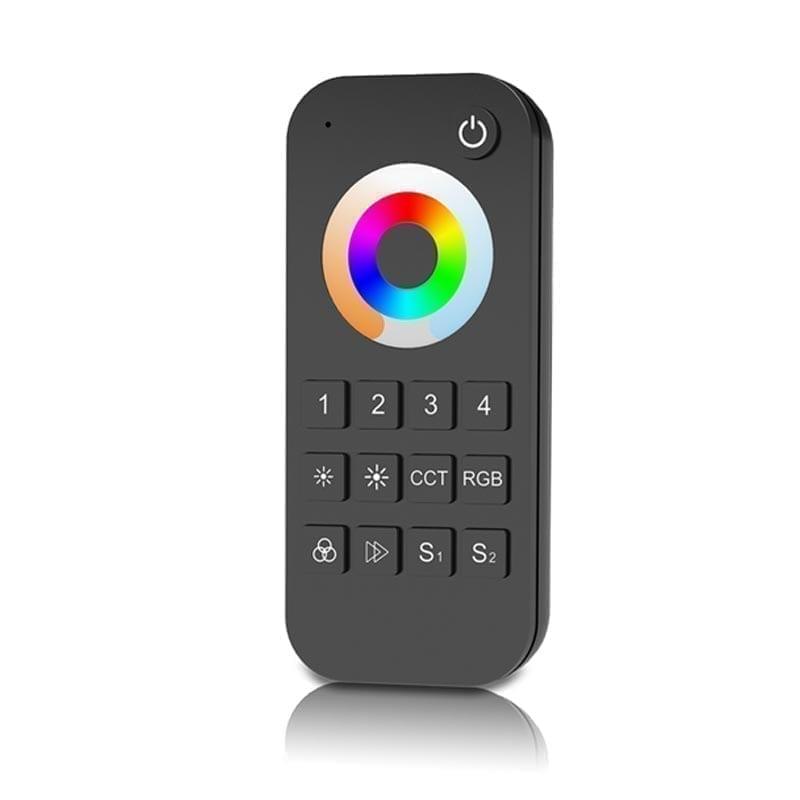 4 zonų RGB+CCT Valdymo pultelis RT10