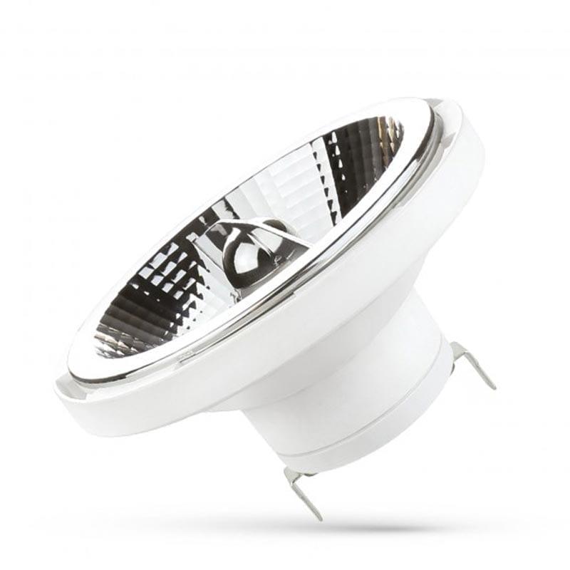12W G53 12V LED lemputė AR111 20°