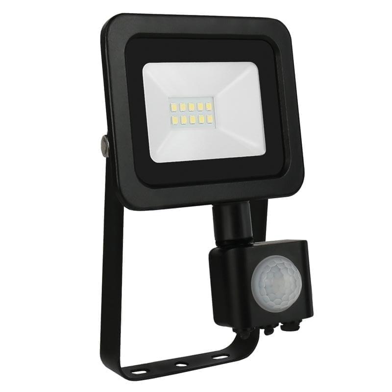 10W LED prožektorius NOCTIS2 SENS juodas