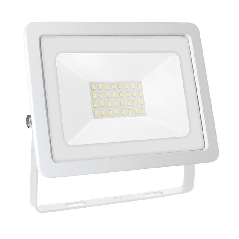 30W LED prožektorius NOCTIS2 baltas