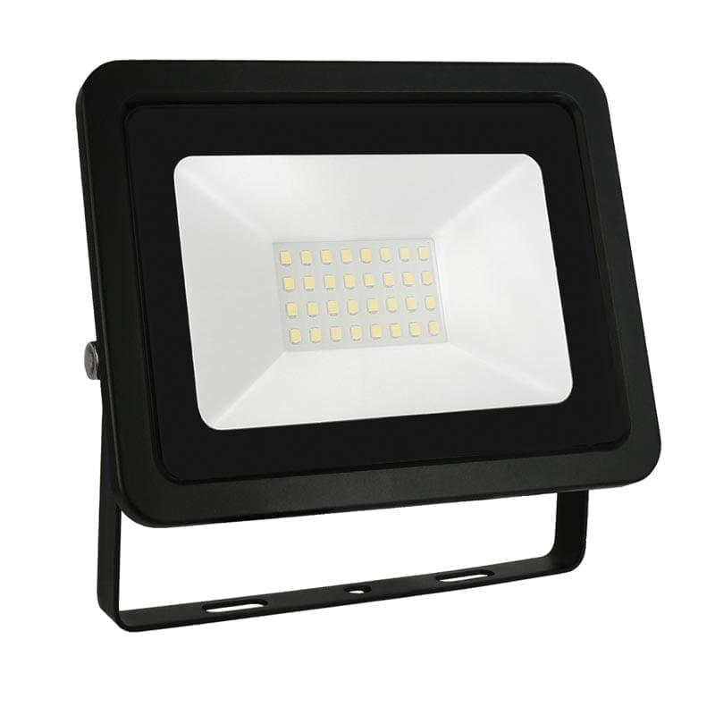 30W LED prožektorius NOCTIS2 juodas