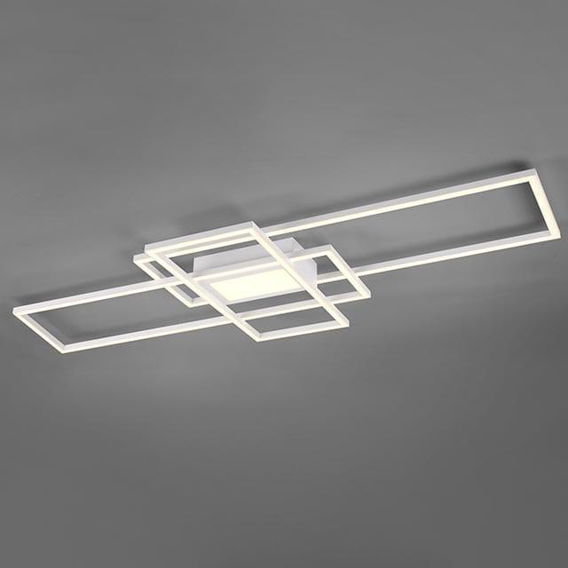 Lubinis LED šviestuvas Irvine Matt White