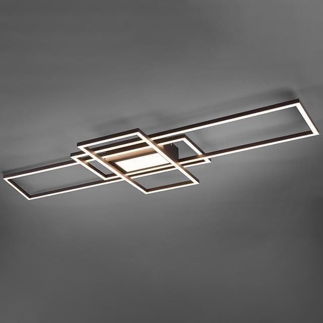 Lubinis LED šviestuvas Irvine Anthracite