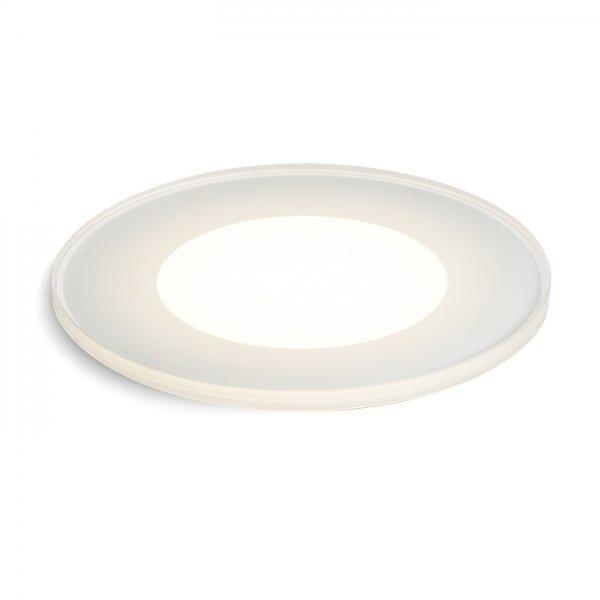 Grindinis lauko šviestuvas Claro Opal