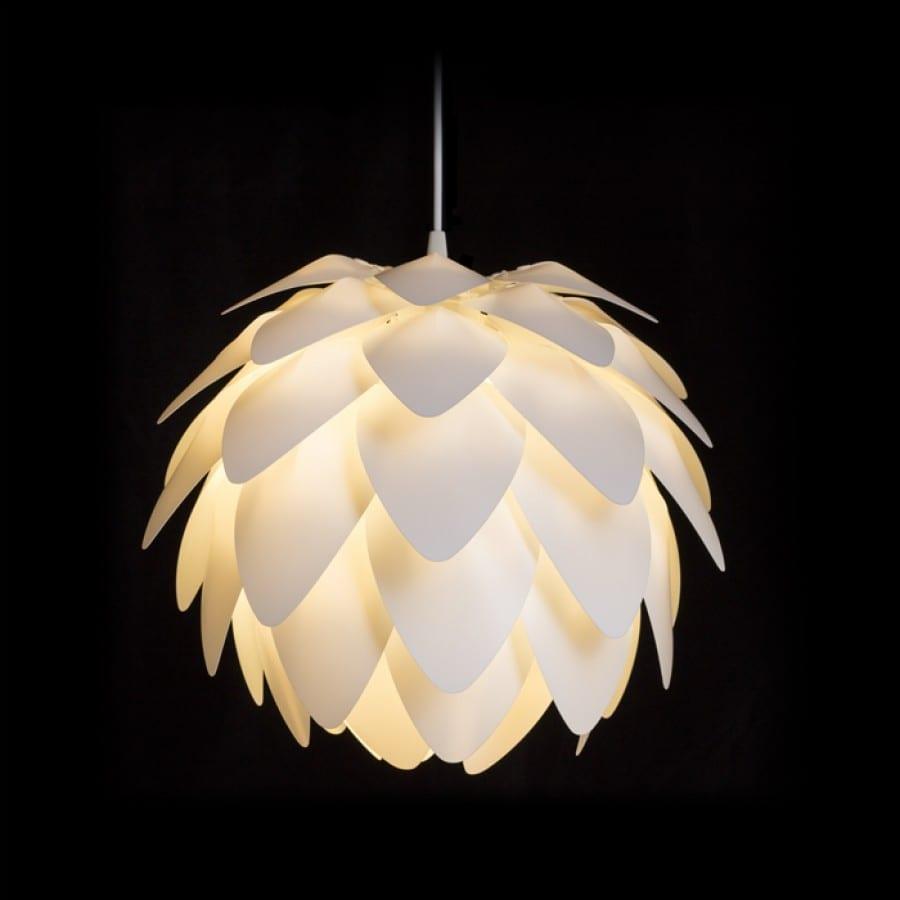 Pakabinamas šviestuvas Encombre Baltas