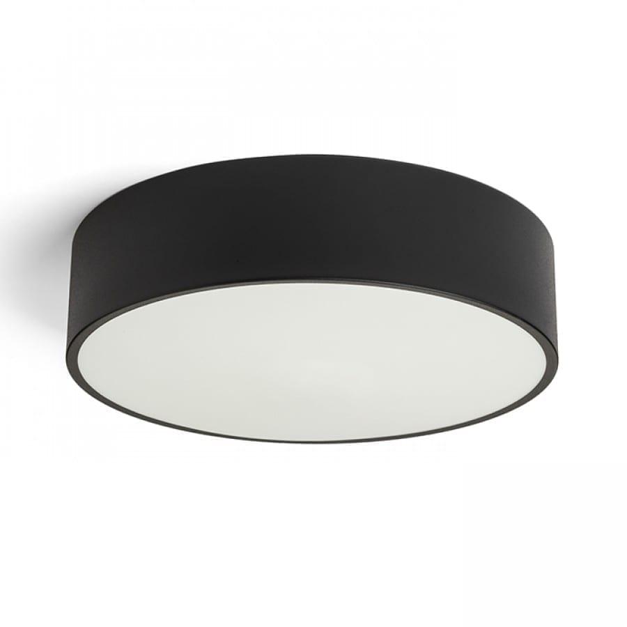 Lubinis LED šviestuvas Mezzo Black