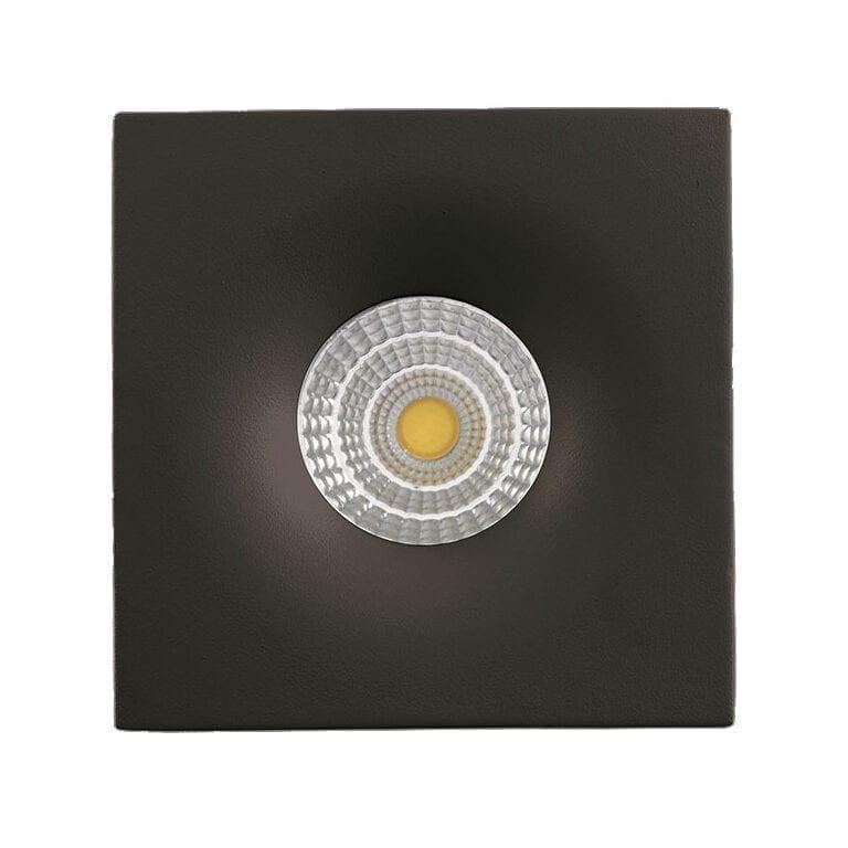 Įmontuojamas šviestuvas DORO Black